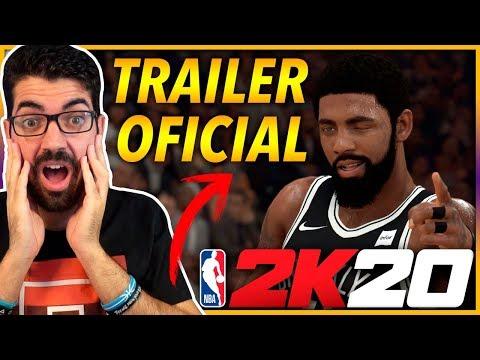 ¡¡TRAILER OFICIAL DE NBA 2K20!! REACCIÓN Y ANÁLISIS - AIRCRISS
