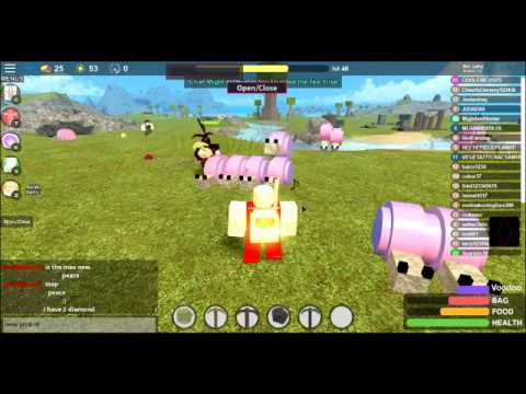 Roblox Booga Booga New Event Pink Diamond Shellys Youtube