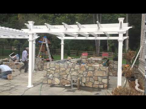 pergola assembly service in baltimore by Furniture Assembly Experts LLC