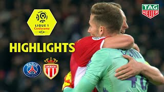 Paris Saint-Germain - AS Monaco ( 3-3 ) - Highlights - (PARIS - ASM) / 2019-20