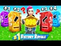 VENDING MACHINE *ONLY* Ranked ARENA CHALLENGE in Fortnite Battle Royale