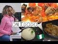 ONIDODO NIGERIAN RESTAURANT REVIEW   YUMMY SNAILS & BANGA IN NORTH LONDON