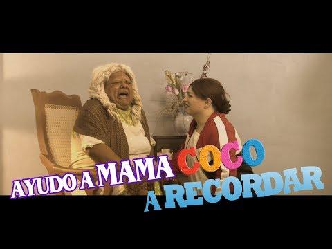 Ayudo a mama Coco a recordar / Tila Maria Sesto