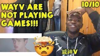 WayV 威神V Love Talk MV Reaction