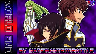 【Code Geass R2】Opening 2「World End」(English Cover by NateWantsToBattle) [REMASTERED]