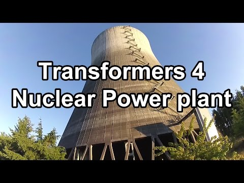 Channel Overview, Repurposing to Motorcycle Adventures, Transformers 4 Nuclear Power Plant Towers