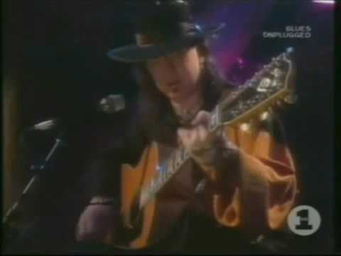 Stevie Ray Vaughan - Live - MTV Unplugged - 1990