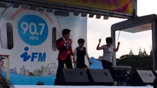 가수선경-부천경인공개방송(설운도님과스님의 막춤보다 더 강력한 막춤의 대가 누님)