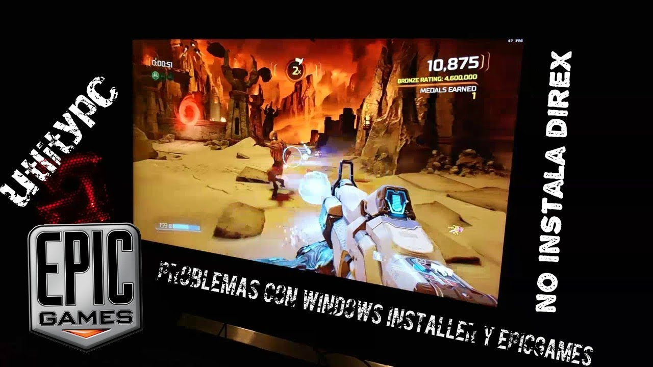 Error al instalar Epic Games 100% Efectivo windows 7,8,8.1 ...