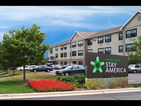 Extended Stay America Chicago Burr Ridge Hotels Illinois