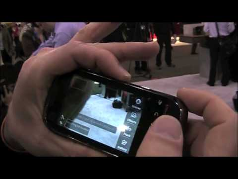 Motorola i1 Hands-On @ CTIA 2010
