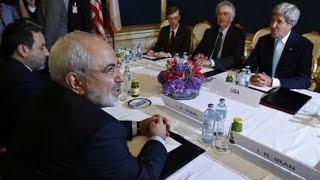 محادثات حول البرنامج النووي الايراني بين كيري وظريف في مسقط