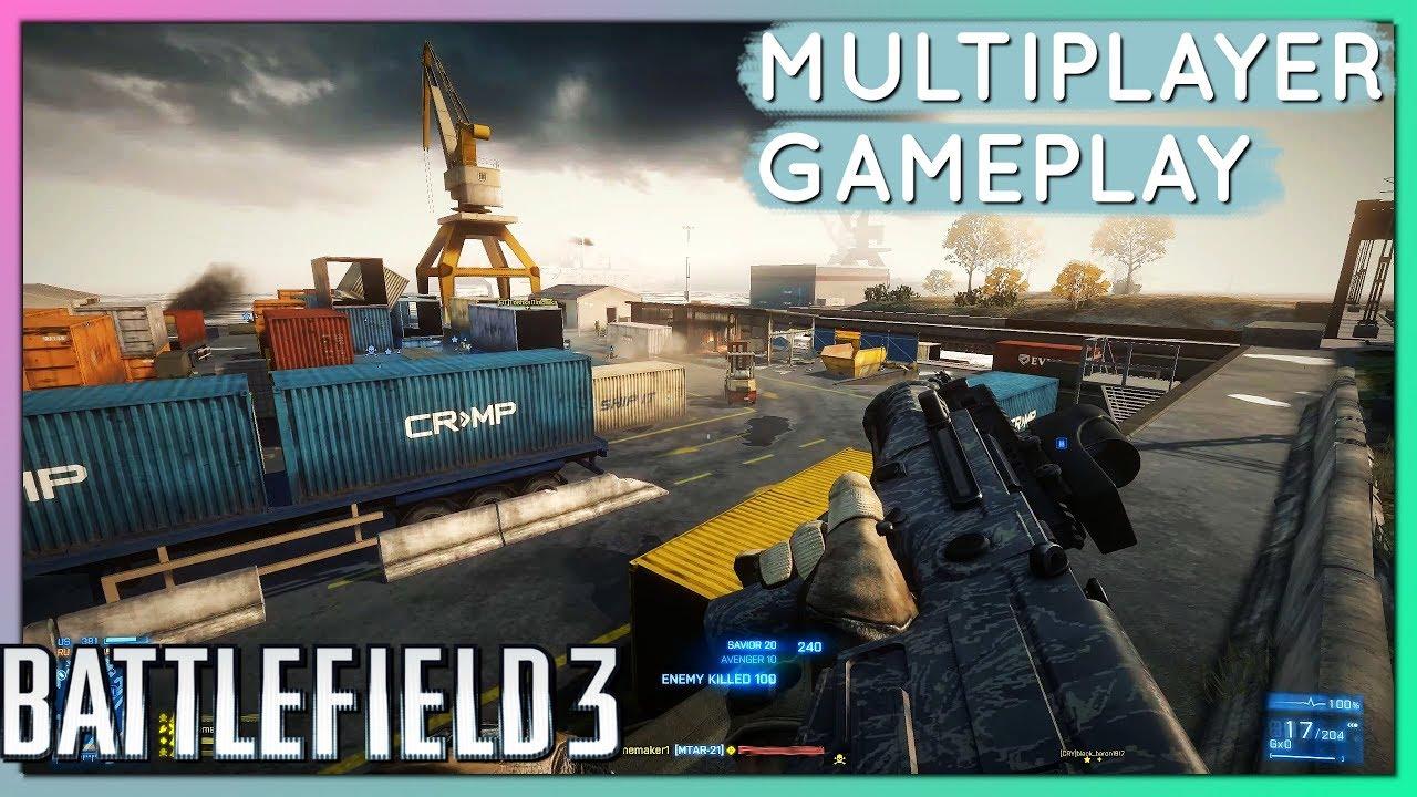 BATTLEFIELD 3 in 2019 MULTIPLAYER GAMEPLAY