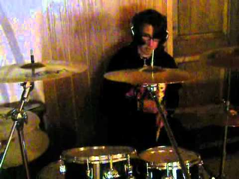 Amon Amarth - North sea Storm - Cover on Drums