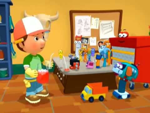 Download Handy Manny School for Tools | Bend, Pull and Twist | Disney Junior