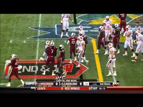 Jadeveon Clowney Ultimate Career Highlights ( 2014 NFL Draft Prostpect)