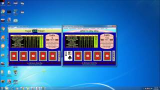 How to play video poker and win!