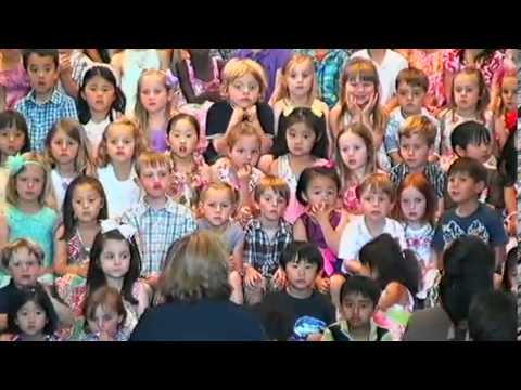 May 31, 2013 Children's Center Spring Sensation