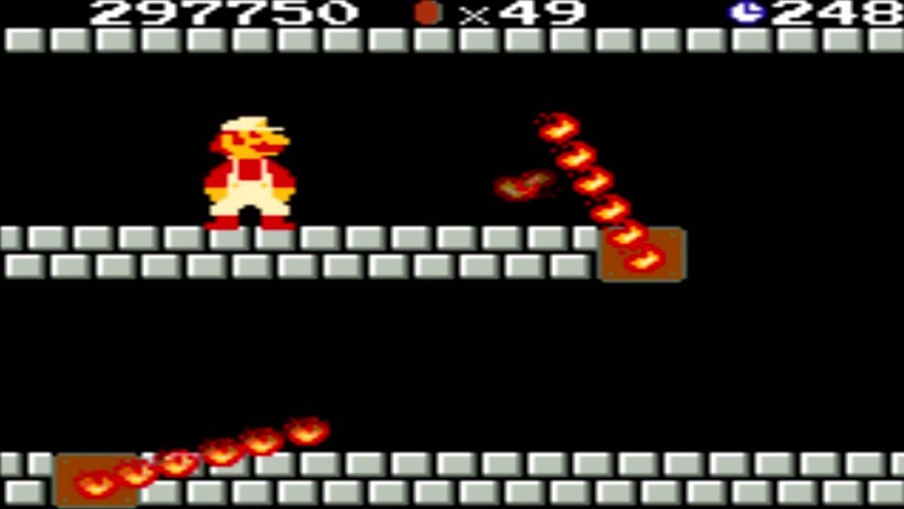 Game boy color super mario bros deluxe - Super Mario Bros Deluxe Gbc Level 5 4