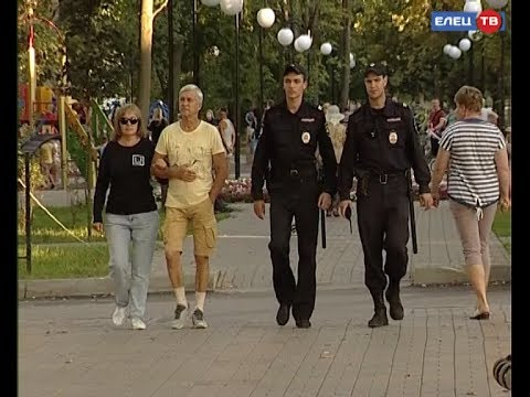 К охране общественного порядка приступить! Будни и праздники патрульно-постовой службы Ельца