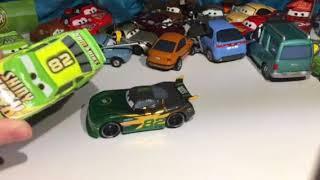 Disney Pixar cars Conrad Camber review