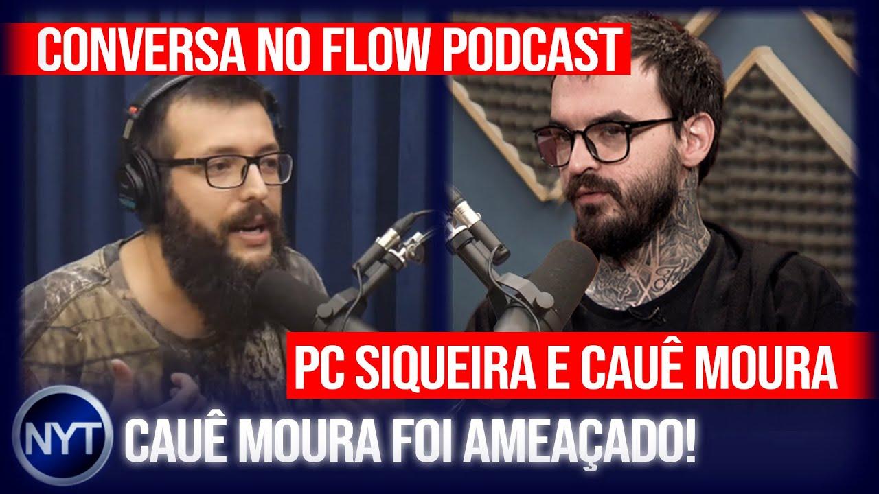 @Caue Moura fala TUDO sobre PC Siqueira e revela motivo de não ter gravado vídeo sobre o caso