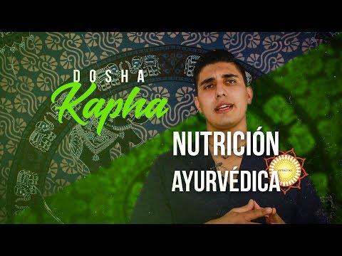 (NUTRICIÓN AYURVÉDICA) para Kapha - VEDAMCI
