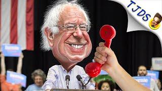 Bernie To Crash Walmart Board Meeting!