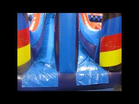 Pump It Up Roselle Park- NJ Playgrounds Review