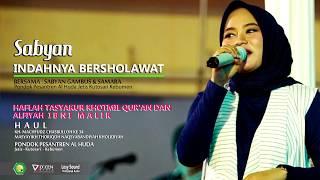 Laukana Sabyan Gambus Live Kebumen Anissa Rahman