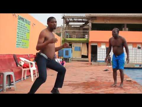 Funniest African Dancers EVER..LOL - Dance For The Rain (LeoThe Lion)