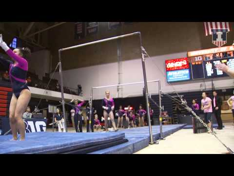 Illinois Women's Gym Gaby Nguyen Feature