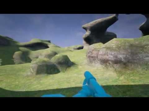Voxel terrain in Unreal Engine 4