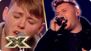 What a TRANSFORMATION! James Arthur's first and winning performance! | The X Factor UK