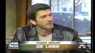 Joe Lando on Fox & Friends