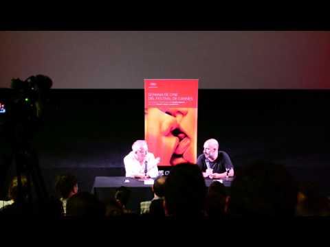 Master Class Gaspar Noé Buenos Aires 2015 ( Parte 1 )