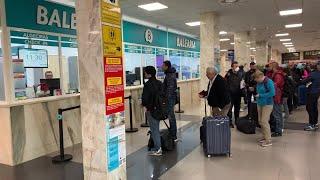 Controles de fronteras terrestres restablecidos en Ceuta por el Coronavirus
