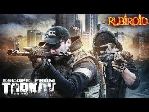 ESCAPE FROM TARKOV ИЗУЧАЕМ ТАМОЖНЮ (tarkov Gameplay)  PC  1440p