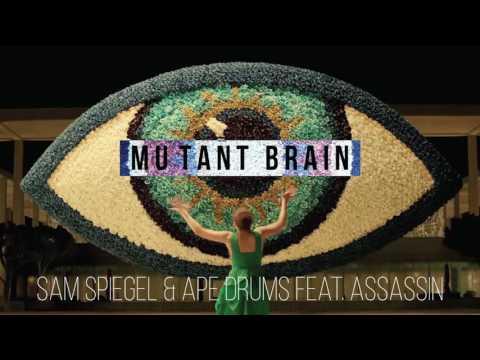 "Musique Pub Kenzo World // Sam Spiegel & Ape Drums feat. Assassin ""Mutant Brain"""