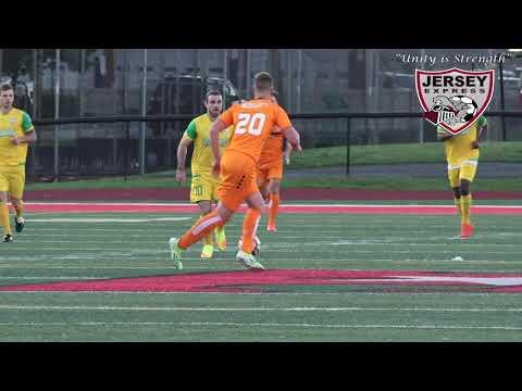 New Jersey Express 2017 PDA Soccer Highlights