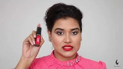 Which Colour Lipstick Suits Wheatish Skin (Hindi)