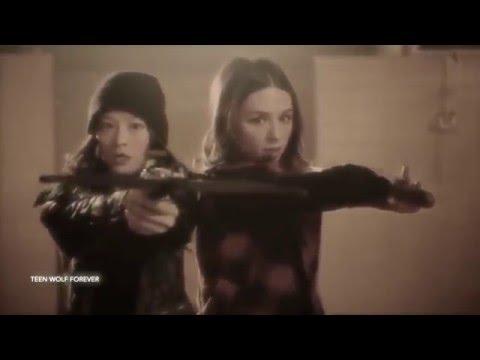 Kira ✗ Malia ✗ Allison ✗ Lydia