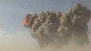 Big Ass 100 Ton Explosion
