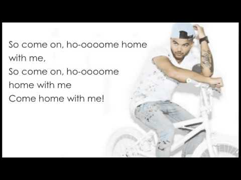Guy Sebastian - Come Home With Me (With Lyrics)