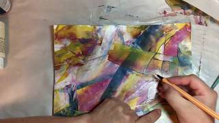 Crazy Pages Collaboration with Ayala Art June 2018 part 2