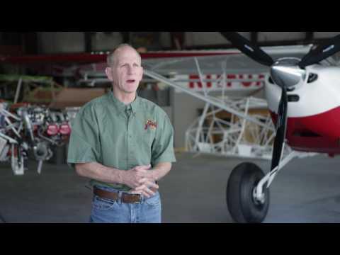 Kitfox Aircraft Company - The Passion - Part 3 of 3