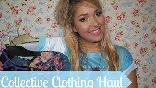 Collective Clothing Haul: Primark, ASOS, New Look etc. | Away with the Fairies Thumbnail