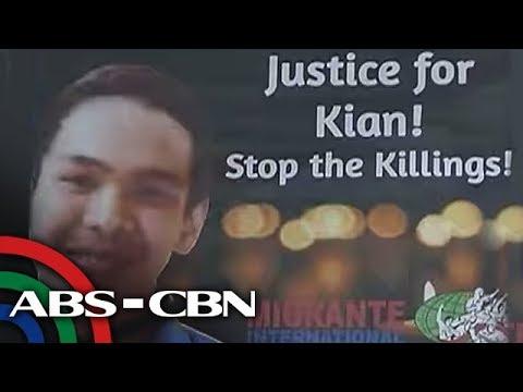 TV Patrol: '2 tama ng bala sa ulo, sanhi ng pagkamatay ni Kian'