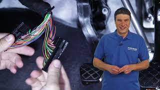 Instalação dos fios Trava, Destrava, Subida e Descida dos vidros - FOX G6