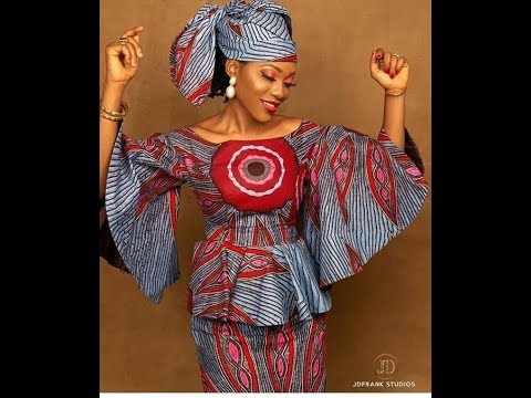 Lovely Ankara Styles for 2019: Top Classic Aso Ebi styles 2019
